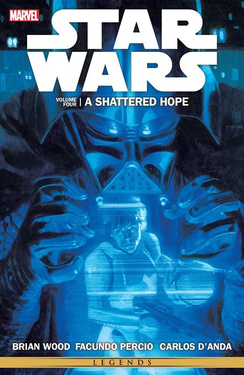 Star Wars Vol. 4 – Shattered Hope (Marvel Edition)