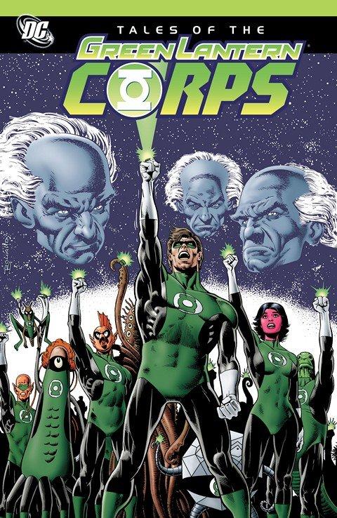 Tales of The Green Lantern Corps (TPB) Vol. 1 – 3 (2009-2010)