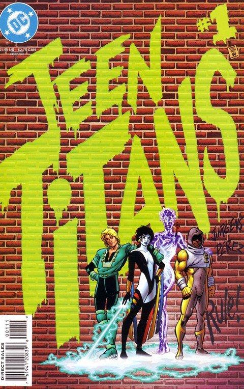 Teen Titans Vol. 2 #1 – 24