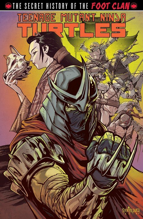 Teenage Mutant Ninja Turtles – The Secret History of the Foot Clan (2013)