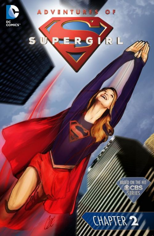 The Adventures of Supergirl #2