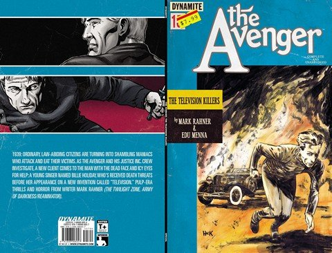 The Avenger Special 2014 – The Television Killers (2014)