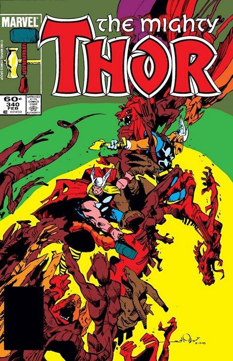 Thor – The Surtur Saga (1984-1985)