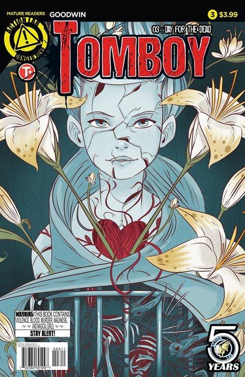 Tomboy #1 – 3