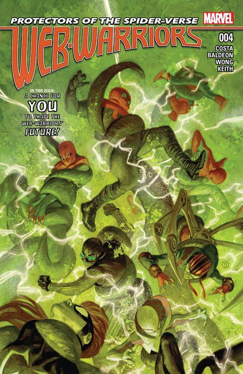 Web-Warriors #4
