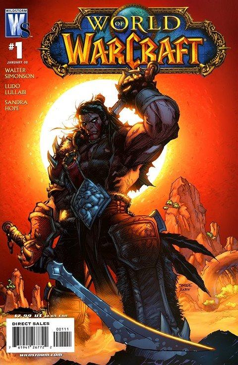 World of Warcraft #0 – 25 (2007-2010)