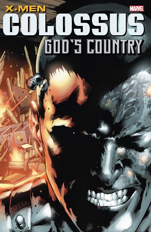 X-Men – Colossus – God's Country (TPB)
