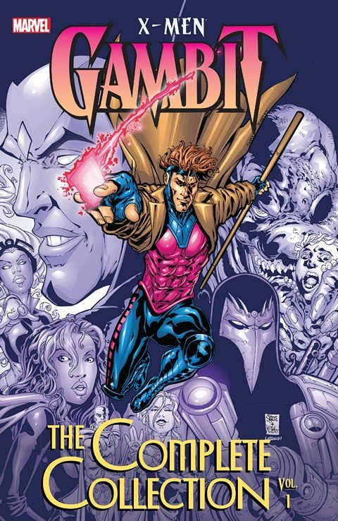 X-Men – Gambit – The Complete Collection Vol. 1