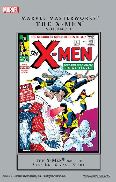 X-Men Masterworks Vol. 1 – 2