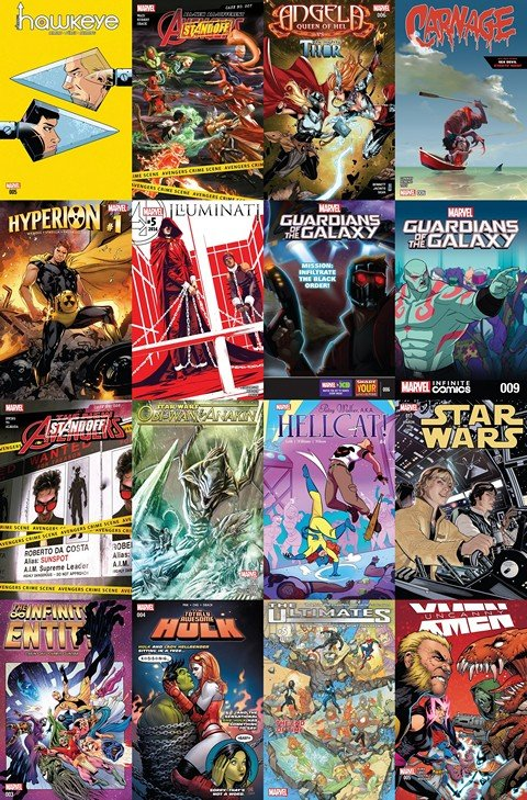 2016.03.23 Marvel Week+