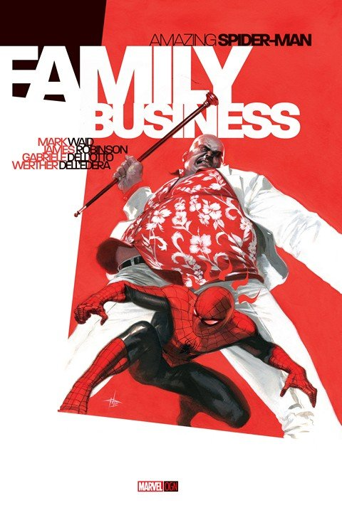 Amazing Spider-Man – Family Business