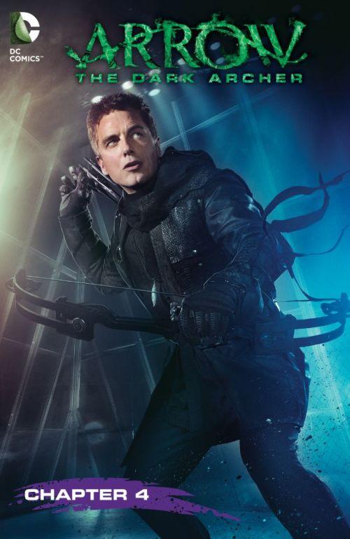 Arrow – The Dark Archer #4