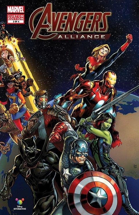 Avengers Alliance #2