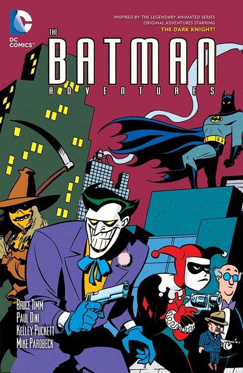 Batman Adventures Vol. 3 (2015)