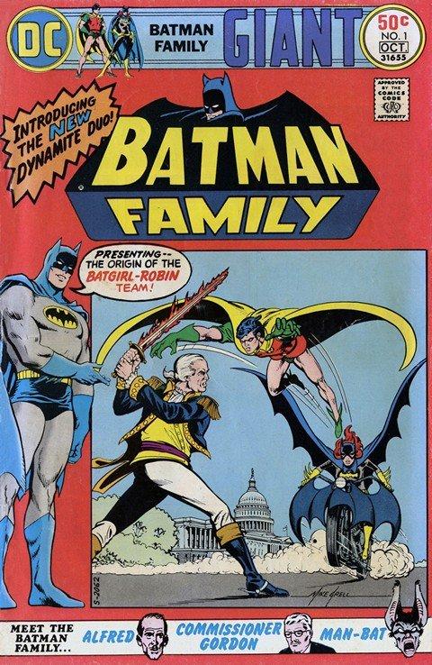 Batman Family Vol. 1 #1 – 20 (1975-1978)