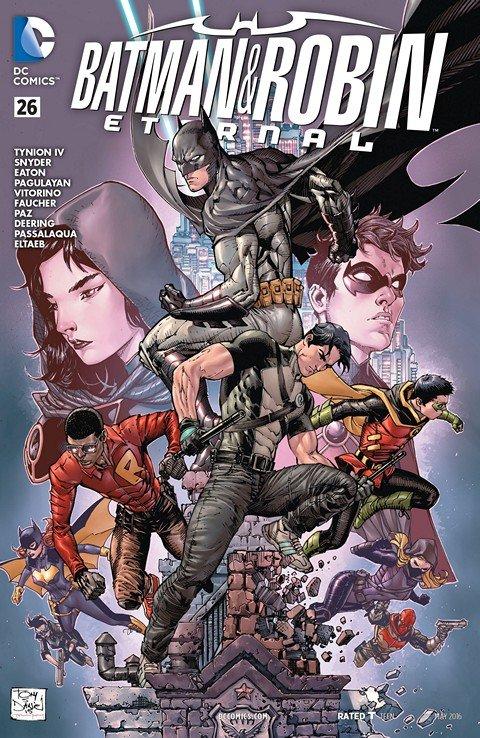 Batman & Robin Eternal #26