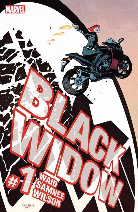 Black Widow #1 (2016)