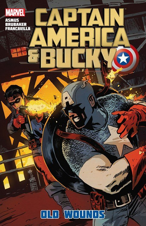 Captain America and Bucky – Old Wounds