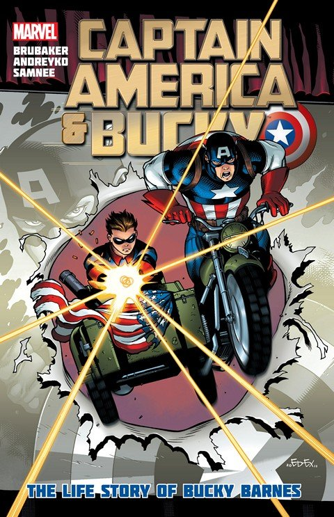 Captain America and Bucky – The Life Story of Bucky Barnes