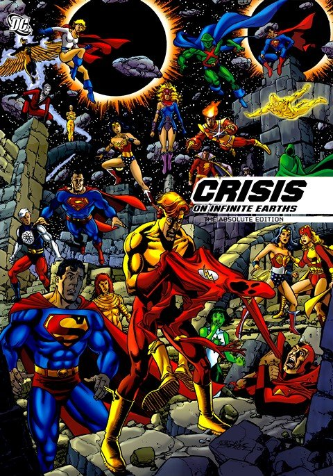 Crisis on Infinite Earths – The Absolute Edition (HC)