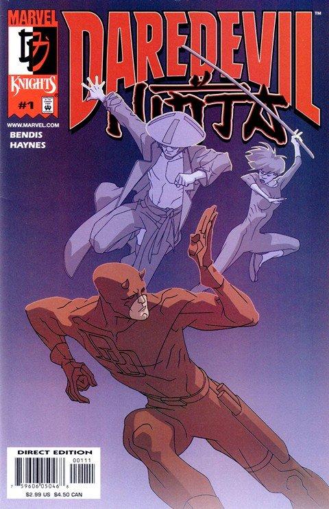 Daredevil – Ninja #1 – 3