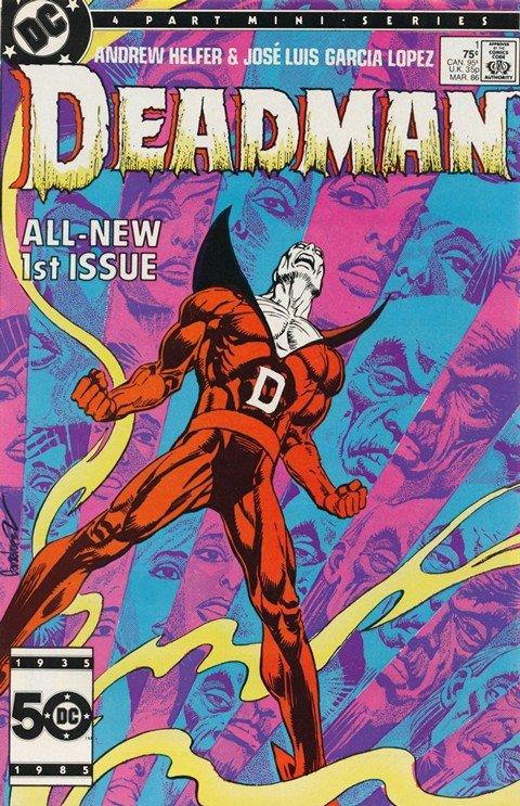 Deadman Vol. 1 #1 – 4