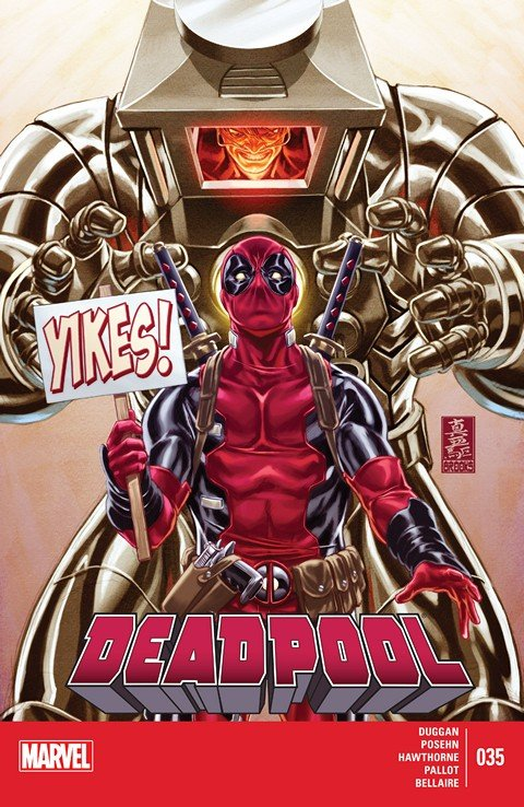 Deadpool Vol. 7 – Axis