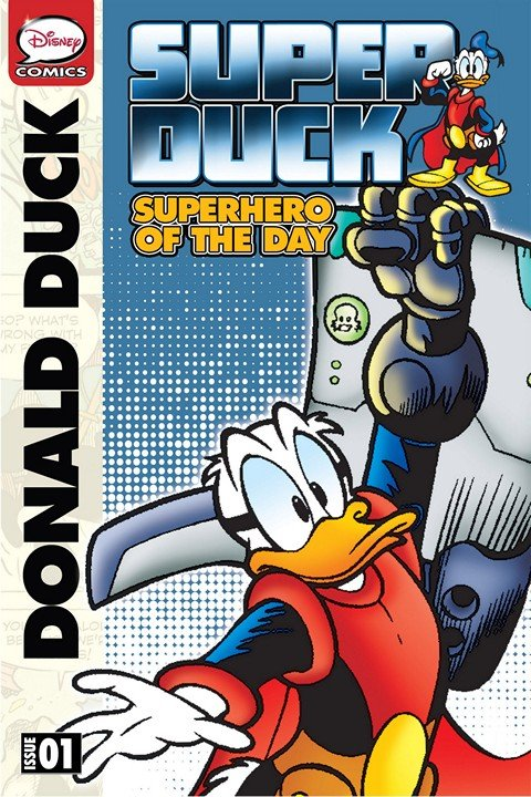 Donald Duck (Disney Comics)