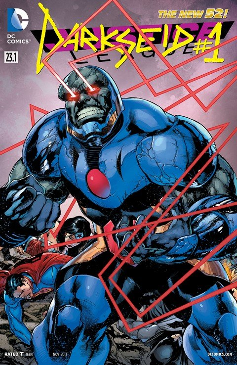 Forever Evil (Story Arc) + Villains Month (Ultimate Collection) (2013-2016)