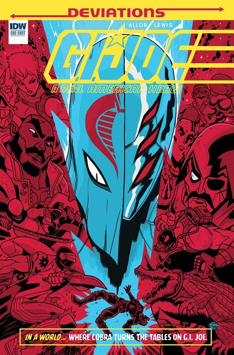 G.I. Joe Deviations #1