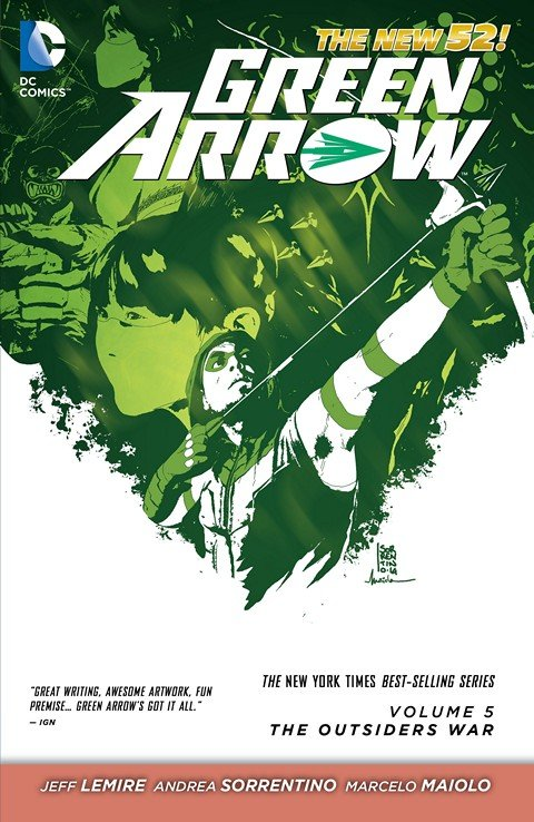 Green Arrow (TPB) (Collection) (2002-2014)
