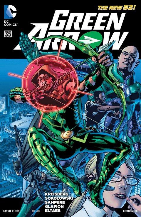 Green Arrow Vol. 7 – Kingdom (New 52)