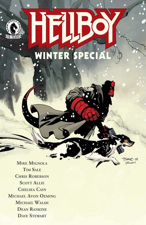 Hellboy Winter Special