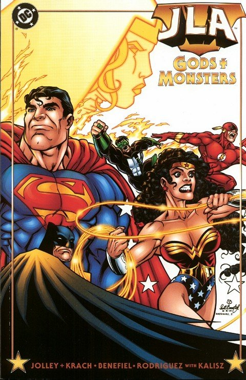 JLA – Gods and Monsters (2001)