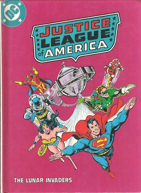 Justice League of America – The Lunar Invaders