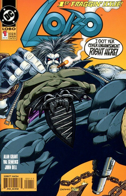 Lobo (Collection) (1990-2015)