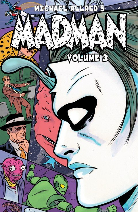 Madman (Collection)