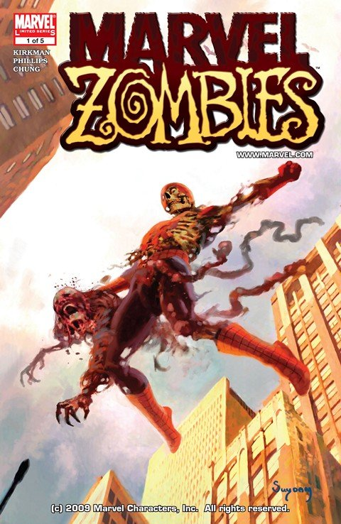 Marvel Zombies (Collection) (2006-2012)