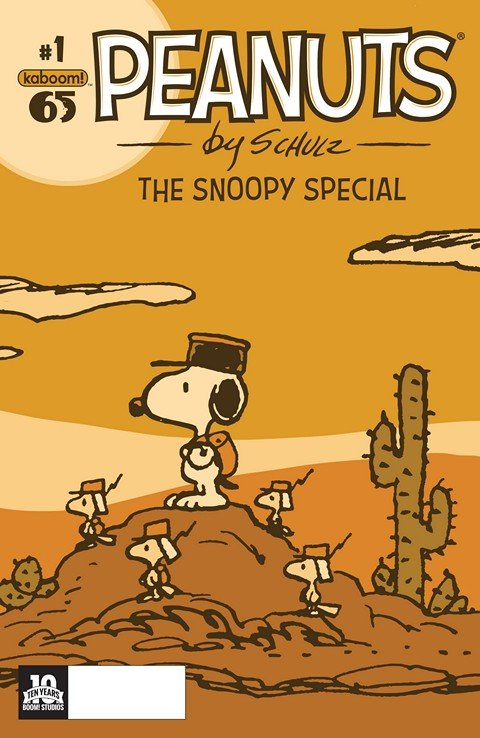 Peanuts – The Snoopy Special