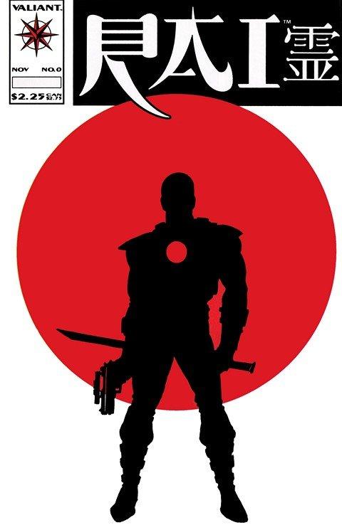 Rai Vol. 1 #0 – 33 (1992-1995)