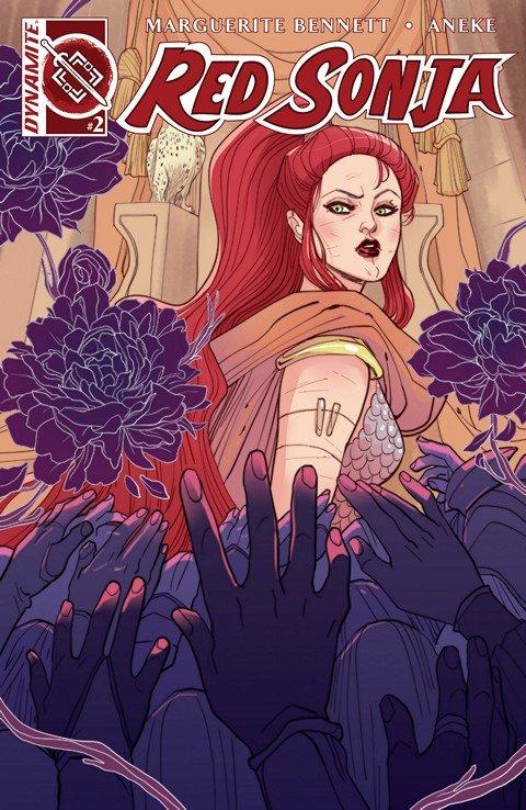 Red Sonja Vol. 3 #1 – 2 (2016)