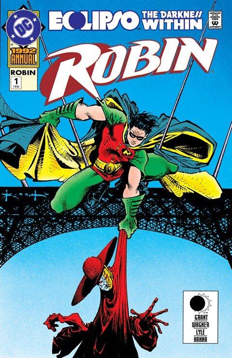 Robin Annual #1 – 7 (1992-1997)