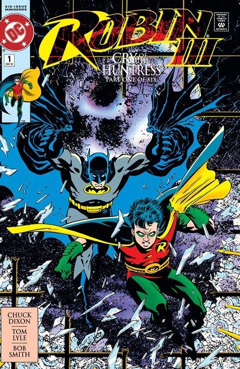 Robin III – Cry of the Huntress #1 – 6