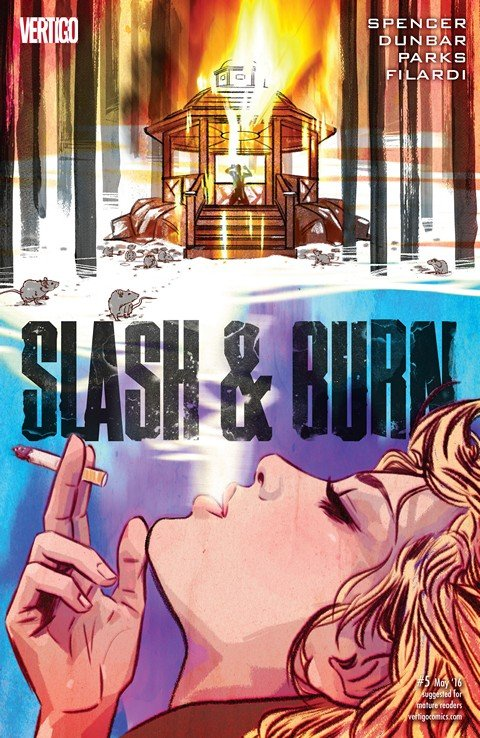 Slash & Burn #5