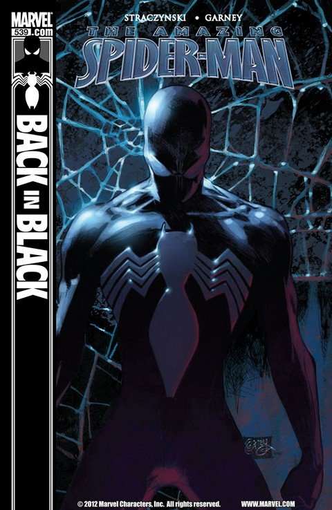 Spider-Man – Back In Black (Story Arc)