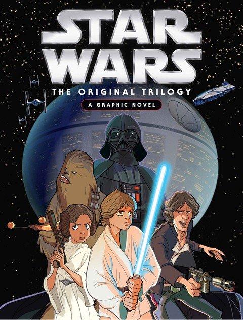 Star Wars – The Original Trilogy – A Graphic Novel (2016)