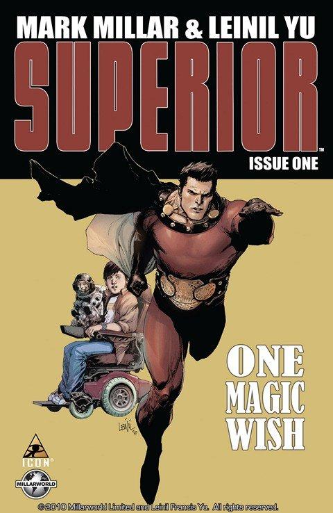 Superior #1 – 7 (2010-2012)