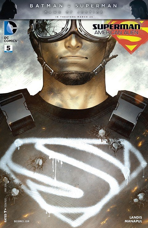 Superman – American Alien #5