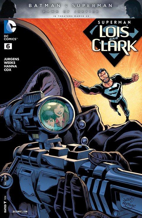 Superman – Lois & Clark #6