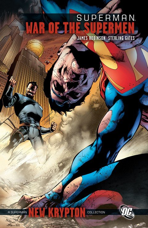 Superman – War of the Supermen